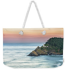 Heceta Lighthouse Weekender Tote Bag