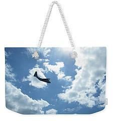 Hercules Weekender Tote Bag