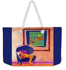 Here's Looking At You Kit Weekender Tote Bag