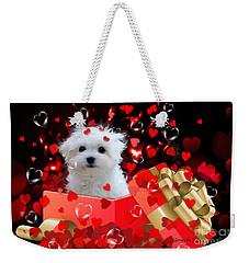Hermes The Valentine Boy Weekender Tote Bag
