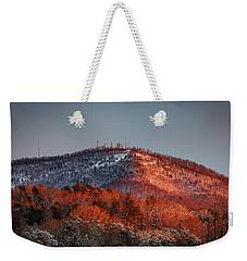 Hibriten Mountain - Lenoir, North Carolina Weekender Tote Bag