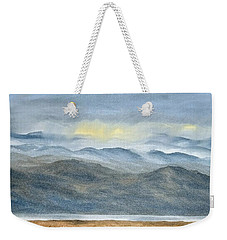 High Desert Morning Weekender Tote Bag