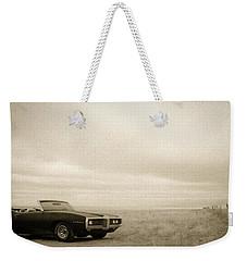 High Plains Drifter Weekender Tote Bag