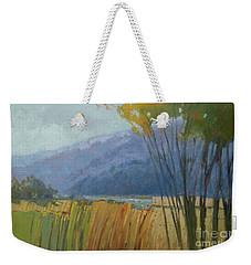 High Quiet Weekender Tote Bag