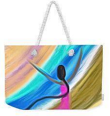 Highest Praise Weekender Tote Bag