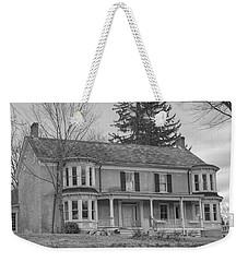 Historic Mansion With Towers - Waterloo Village Weekender Tote Bag