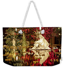 Holy Birth Weekender Tote Bag