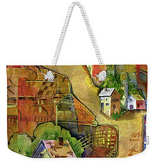 Home Is Where The Heart Is Weekender Tote Bag