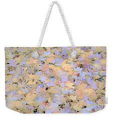 Home Leaves3 Weekender Tote Bag