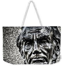 Honest Abe Weekender Tote Bag