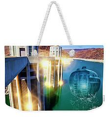 Hoover Intake Facility Weekender Tote Bag