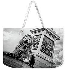 Horatio And The Lion Weekender Tote Bag