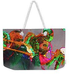 Horn Section Weekender Tote Bag