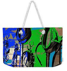 Horse Tack Display Weekender Tote Bag