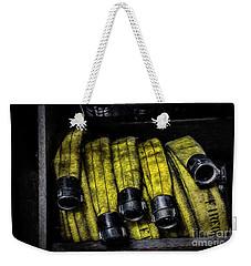 Hose Rack Weekender Tote Bag