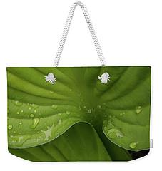 Hosta Weekender Tote Bag