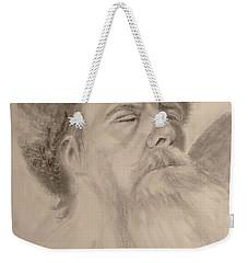 Hot Weekender Tote Bag