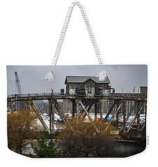 House Bridge Weekender Tote Bag