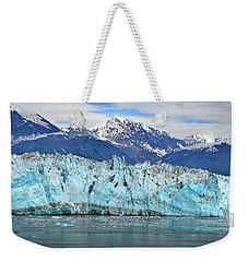 Hubbard Glacier Alaska Weekender Tote Bag
