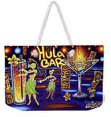 Hula Bar Weekender Tote Bag
