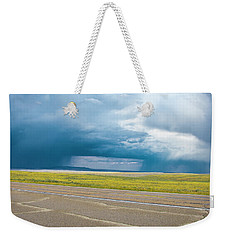 Hwy 191 Weekender Tote Bag