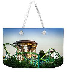 Hydra At Dorney Park Weekender Tote Bag