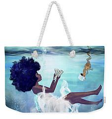 I Aint Drowning Weekender Tote Bag