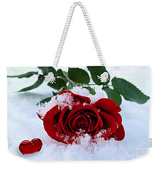 I Give You My Heart Weekender Tote Bag