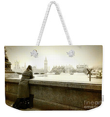 I Will Remember Weekender Tote Bag