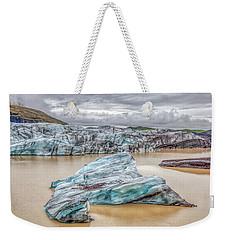Iceberg Of Iceland Weekender Tote Bag