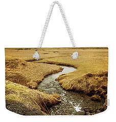 Iceland Creek Weekender Tote Bag