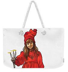 Iduna And Her Magic Apples Weekender Tote Bag