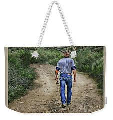 I'm Goin' Fishin Weekender Tote Bag