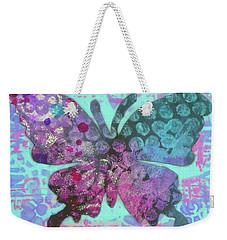 Imagine Butterfly 2 Weekender Tote Bag