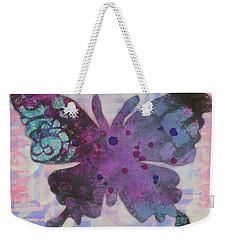 Imagine Butterfly Weekender Tote Bag
