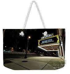 Imperial Theatre Augusta Ga Weekender Tote Bag