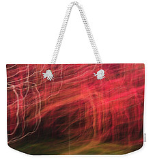 In Depth Of A Forest Weekender Tote Bag