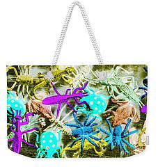 In Jungles Wild Weekender Tote Bag