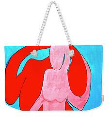 In Love Weekender Tote Bag