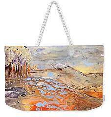 In The Valley Weekender Tote Bag
