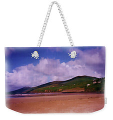 Inch Beach Painting Weekender Tote Bag