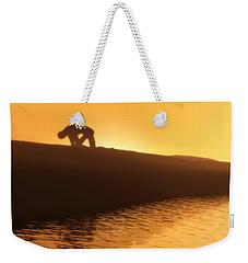 Indomitable Weekender Tote Bag