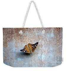 Industrious Butterfly Weekender Tote Bag