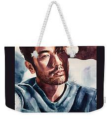 Intuitive Faith Weekender Tote Bag