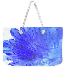Inverted Flower Weekender Tote Bag
