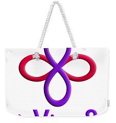 inVigor8 Weekender Tote Bag