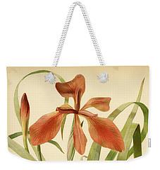 Iris Cuprea Copper Iris.  Weekender Tote Bag