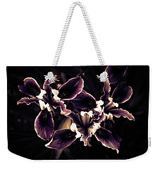 Irresistible Iris Weekender Tote Bag