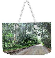 Island Road Weekender Tote Bag