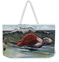 It Floats - Atlantic City Weekender Tote Bag